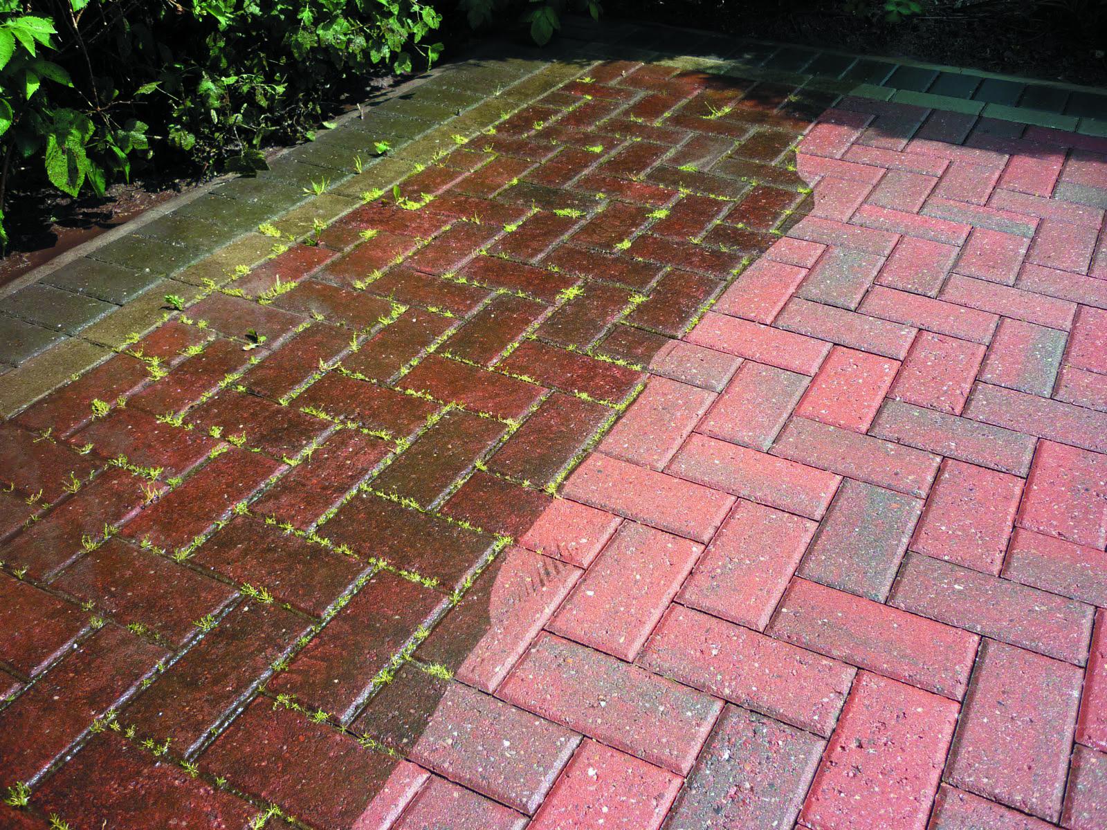 Block Paving & Driveways - Supreme Cleaning Ltd - Chesterfie